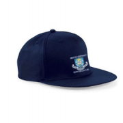 Sheffield University Staff Navy Snapback Hat