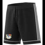 Gravesend CC Adidas Black Junior Training Shorts