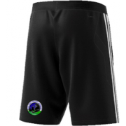 East Kent Cricket Academy Adidas Black Junior Training Shorts