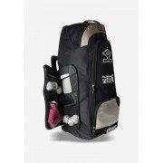 Shrey Elite Duffle Wheelie Cricket Bag - Black