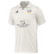 South Milford CC Adidas Junior Playing Shirt