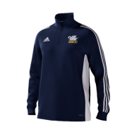 South Milford CC Adidas Navy Training Top
