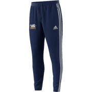 South Milford CC Adidas Navy Training Pants