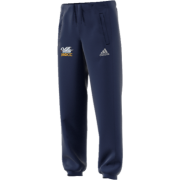 South Milford CC Adidas Navy Sweat Pants
