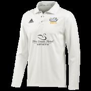 South Milford CC Adidas L-S Playing Shirt