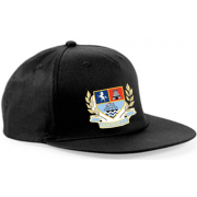 Gravesend CC Black Snapback Hat