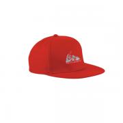 Gibraltar CC Red Snapback Cap