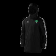 Hillam & Monk Fryston CC Black Adidas Stadium Jacket