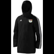 Gravesend CC Black Adidas Stadium Jacket