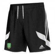 Bawtry CC Adidas Black Junior Training Shorts