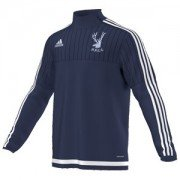 Studley Royal CC Adidas Navy Training Top