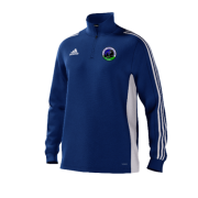 East Kent Cricket Academy Adidas Blue Junior Training Top