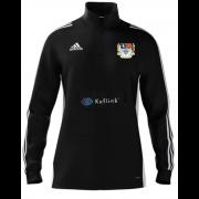 Gravesend CC Adidas Black Junior Training Top