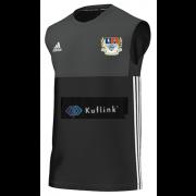 Gravesend CC Adidas Black Training Vest
