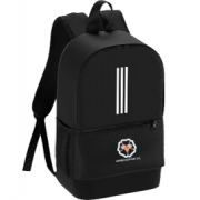 Upper Hopton Cricket Club Black Training Backpack