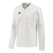 Upper Haugh CC Adidas L/S Playing Sweater