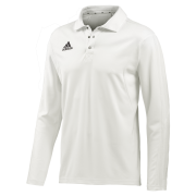 Loughborough Greenfields CC Adidas Elite L/S Playing Shirt