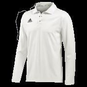 Loughborough Greenfields CC Adidas Elite L/S Playing Shirt