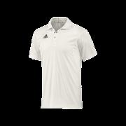 Loughborough Greenfields CC Adidas Elite Junior Playing Shirt