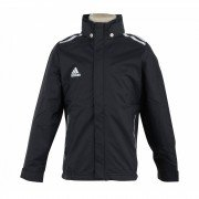 Adidas Junior Black Rain Jacket