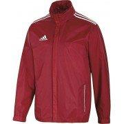 Happisburgh CC Adidas Alt Red Rain Jacket