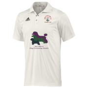 West Hallam White Rose CC Adidas Elite S/S Playing Shirt