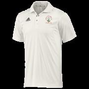 West Hallam White Rose CC Adidas Elite Junior Playing Shirt