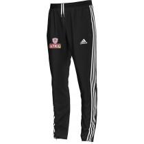 Luton Town & Indians CC Adidas Black Junior Training Pants