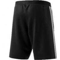 Luton Town & Indians CC Adidas Black Training Shorts