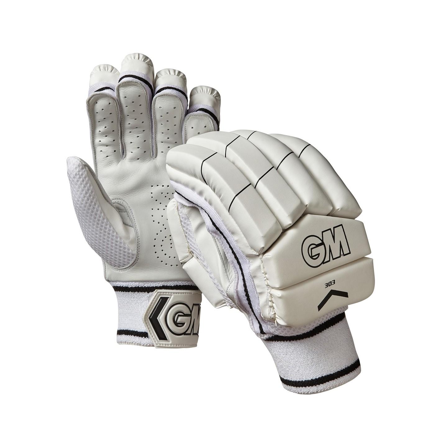 2021 Gunn and Moore 303 Batting Gloves