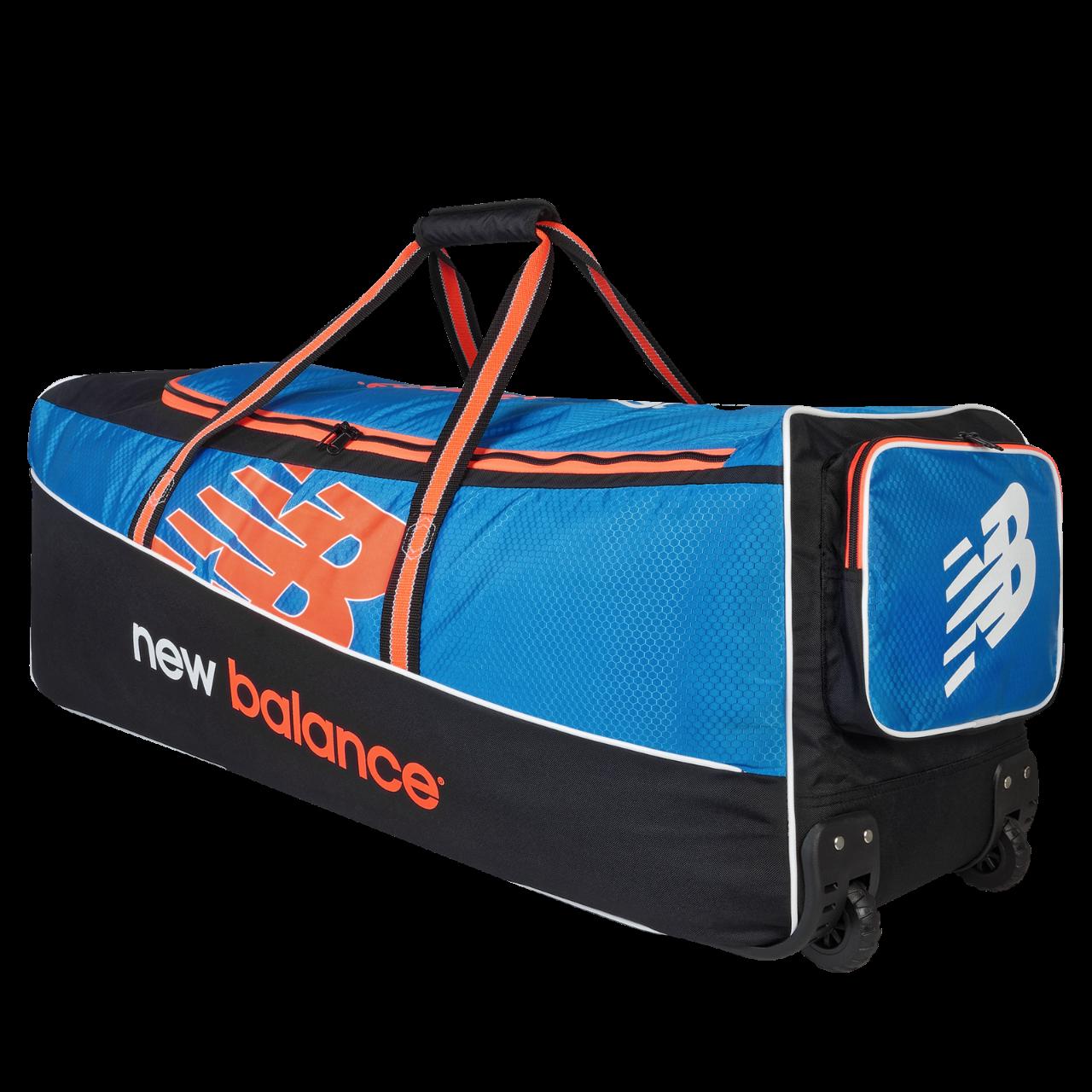 2020 New Balance DC 680 Wheelie Cricket Bag
