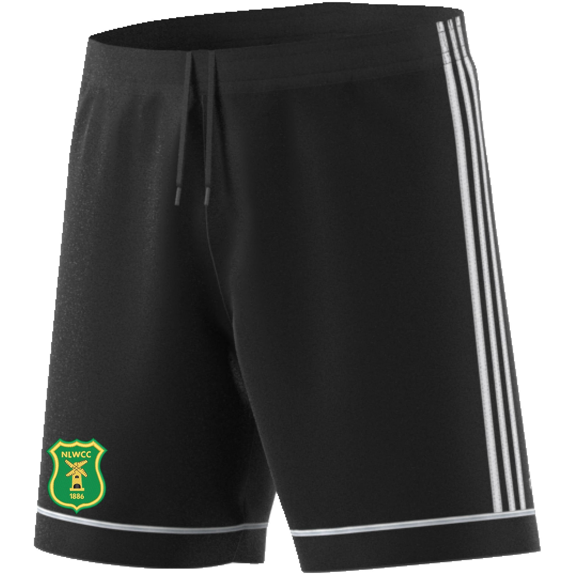 Norton Lindsey & Wolverton Adidas Black Junior Training Shorts