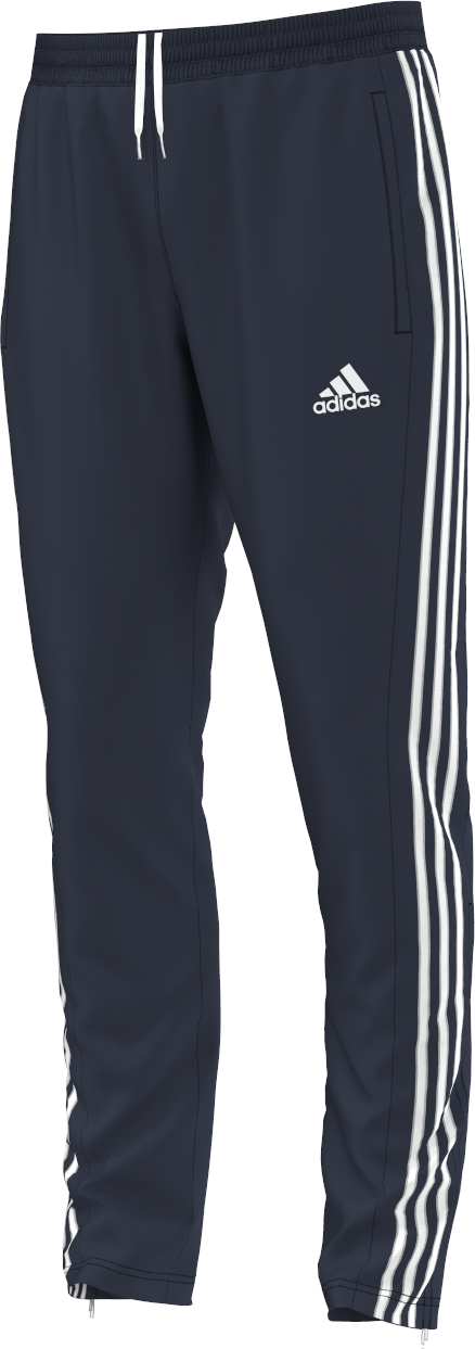 Crawley CC Adidas Navy Training Pants