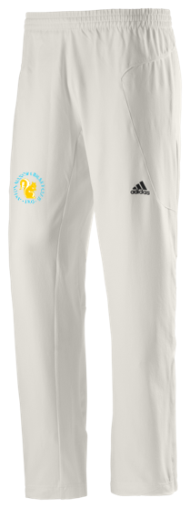 Aston Manor CC Adidas Elite Playing Trousers