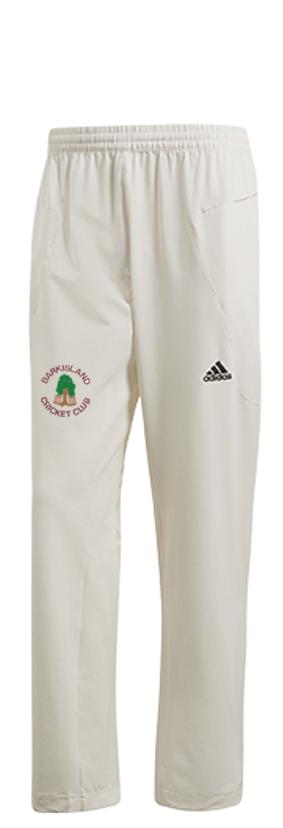 Barkisland CC Adidas Elite Playing Trousers