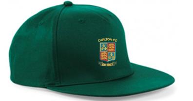 Carlton CC Green Snapback Hat