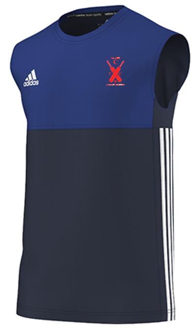 Cound CC Adidas Navy Training Vest