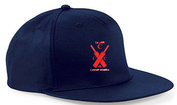 Cound CC Navy Snapback Hat
