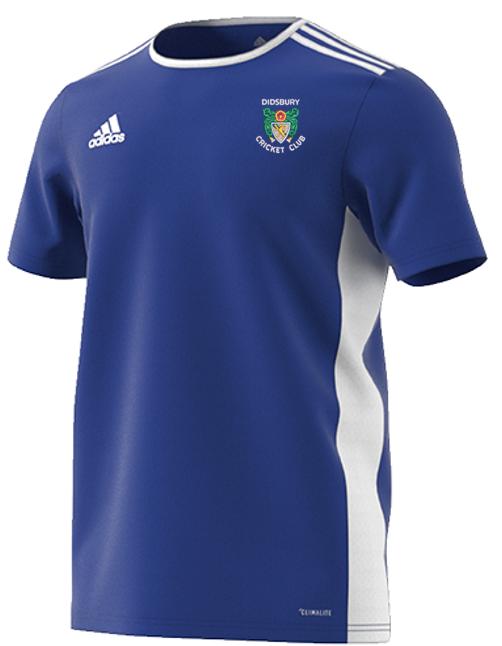 Didsbury CC Blue Training Jersey