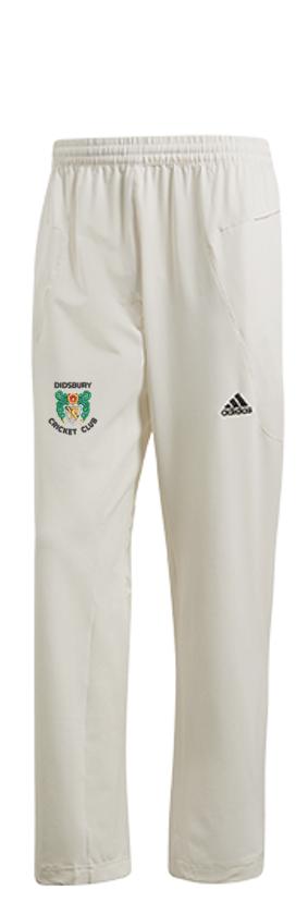Didsbury CC Adidas Elite Playing Trousers