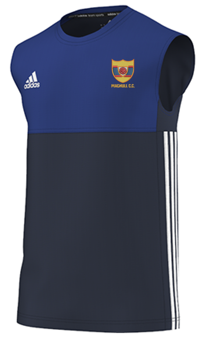Maghull CC Adidas Navy Training Vest