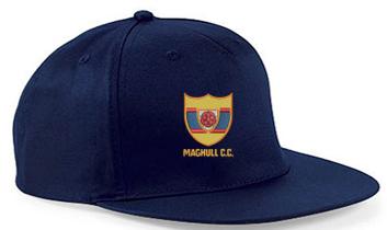 Maghull CC Navy Snapback Hat