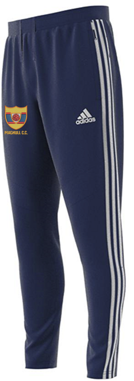Maghull CC Adidas Navy Training Pants