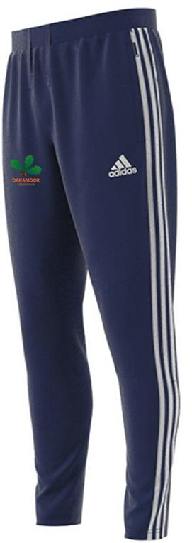 Oakamoor CC Adidas Navy Training Pants
