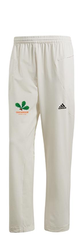 Oakamoor CC Adidas Elite Playing Trousers
