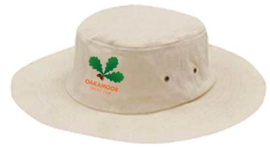 Oakamoor CC Sun Hat