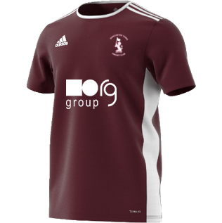Doncaster Town CC Adidas Maroon Training Jersey