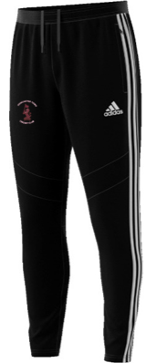 Doncaster Town CC Adidas Black Training Pants