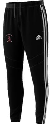 Doncaster Town CC Adidas Black Training Pants