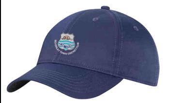 Beverley Town CC Navy Baseball Cap